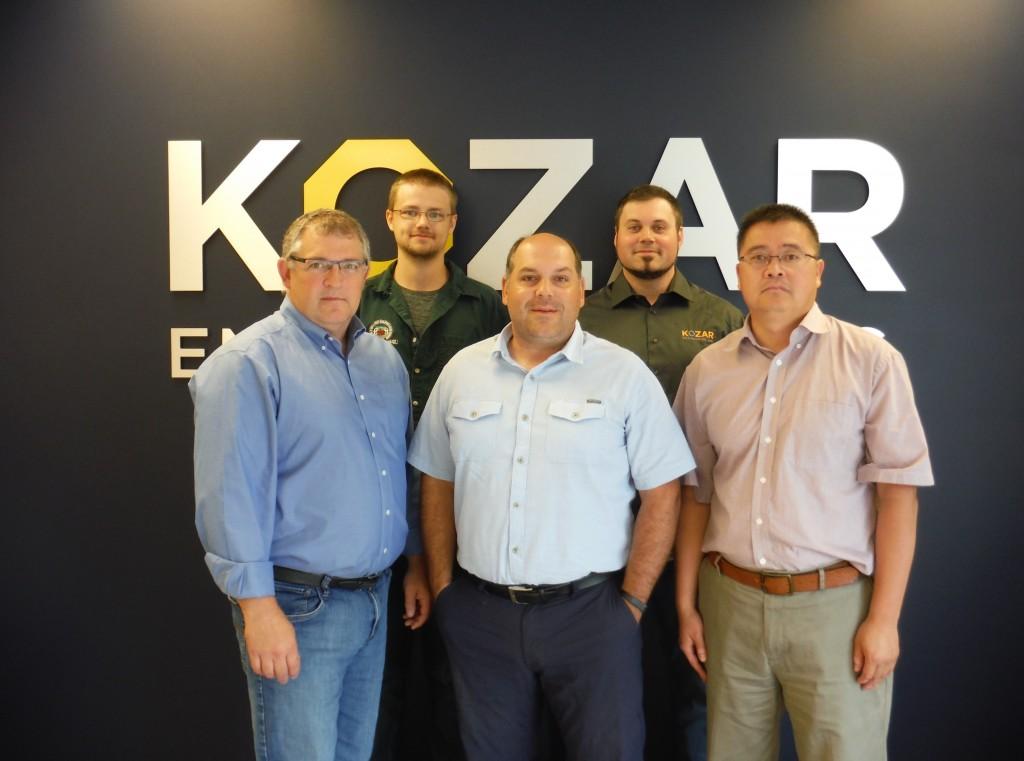 KEI Staff - Working