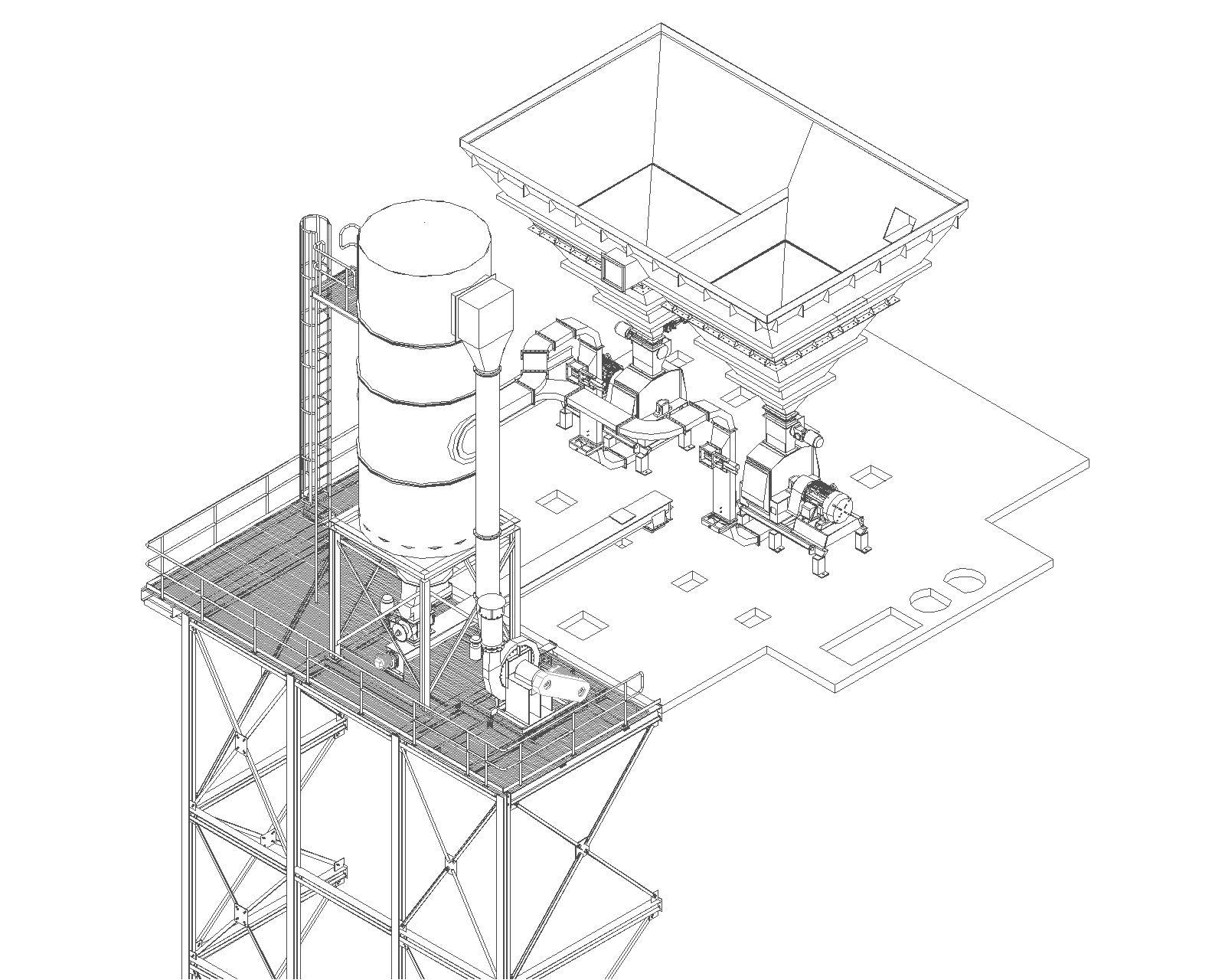 engineering blueprint